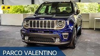 Jeep Renegade 2019 | Il restyling con i 1.3L da 150 e 180 CV