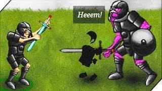 УБИЛ БОССА МЕРТВЯКОВ - Игра Necromancer story # 11 Игры без интернета