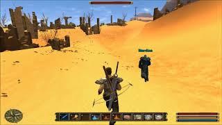 Gothic 3 - Episode 7 : Nomades contre Hashishins - jean Paul Bourre