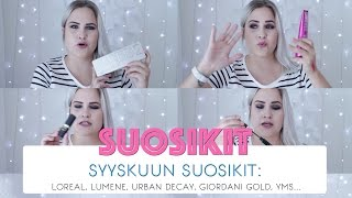 Download Video Syyskuun Suosikit : Naked 2, L'Orealin CC Blondes, Naomi Campbell, Batiste, yms. | MeikkiBeibi MP3 3GP MP4