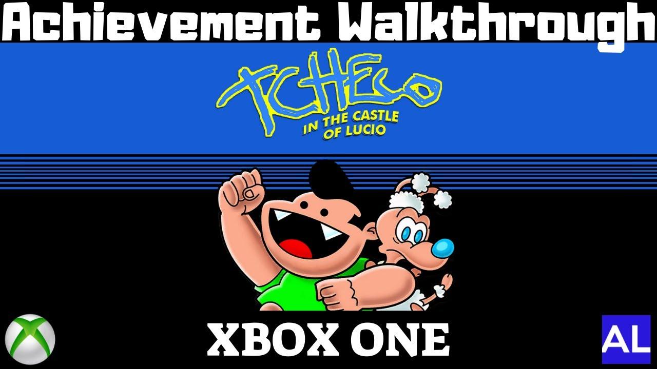 Tcheco in the Castle of Lucio (Xbox One) Achievement Walkthrough
