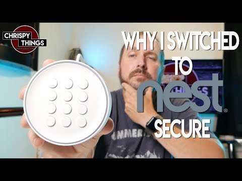 Nest Secure & Nest IQ Indoor Camera: Unboxing And Set Up!