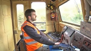 Cab Ride - Inch Abbey to Downpatrick - A39 Diesel Locomotive thumbnail