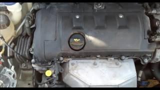Bruit moteur essence - 207 - Bruit Claquement moteur - الضوضاء ضجيج فى المحرك البنزين