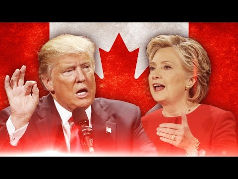 What a Trump (or Hillary) win means for Canada