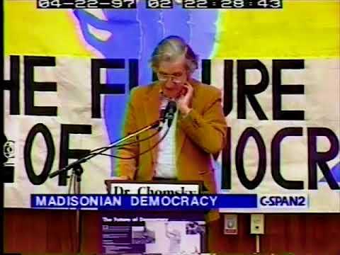 Noam Chomsky: A Critique of Democracy (1997)