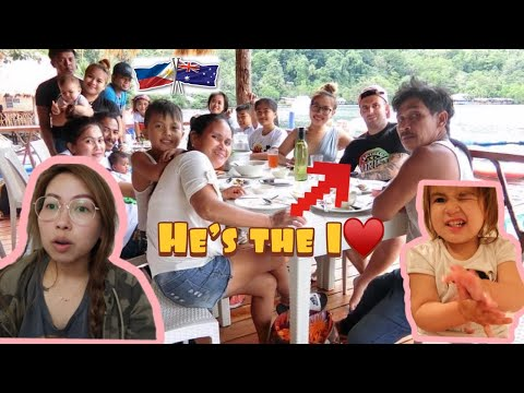 """KAILAN NASABING SI MISTER NA ANG """"THE ONE""""?AUSTRALIAN FIANCEE MEETING MY FAMILY FOR THE FIRST TIME♥️ from YouTube · Duration:  25 minutes 9 seconds"""
