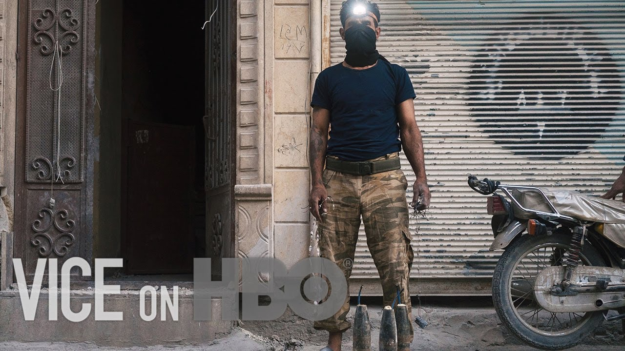 Download Raqqa Is 'Uninhabitable' After The Fall of ISIS | VICE on HBO
