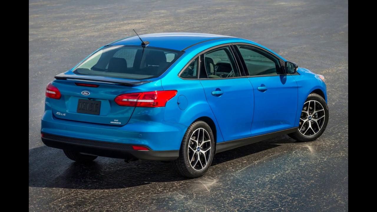Top 10 Best Compact Sedans Of 2017