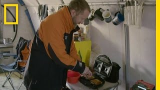 Making Grilled Cheese at the Bottom of the World  A Day in the Life of a Scientist | Continent 7
