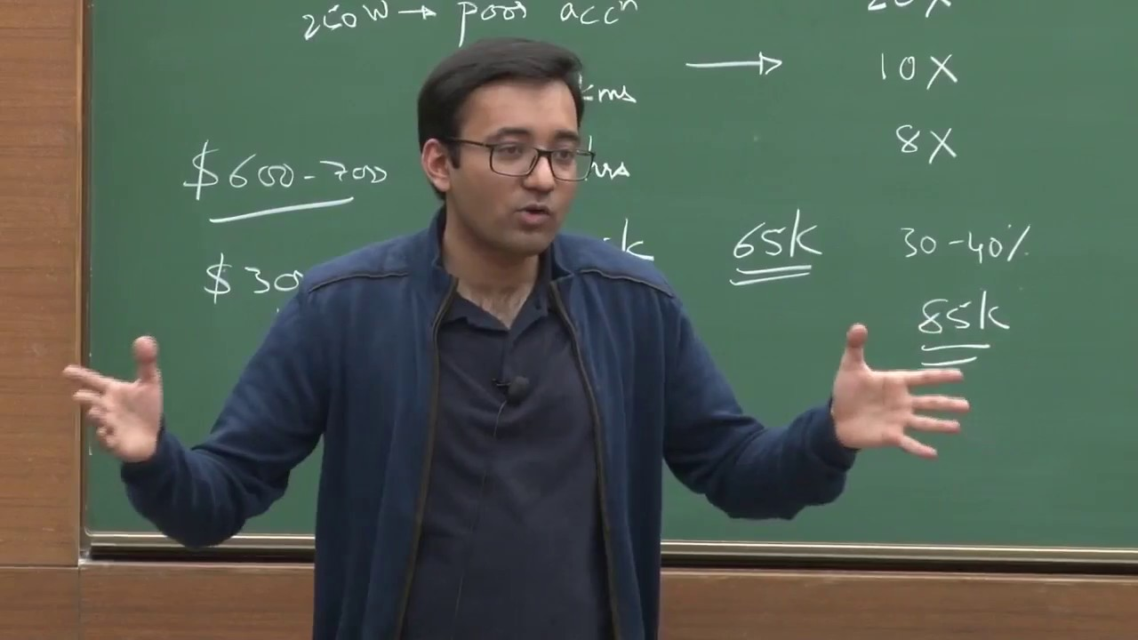 How to Start a Startup (Season 1)   Session 8 - Tarun Mehta, Co-Founder & CEO, Ather Energy