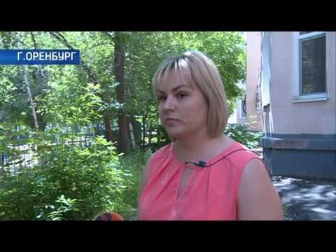 После ЧП с обрушением балкона в Оренбурге проверят жилой фонд