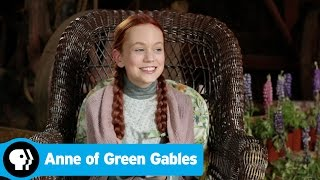 ANNE OF GREEN GABLES | Cast Interviews | PBS