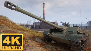 World of Tanks 4K T-34-2G FT a Chinese tier 7 tank destroyer
