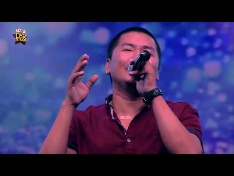 Aakashai Maa Chil Ho Ki    Dependra Rai    Nepal Lok Star    Season 1