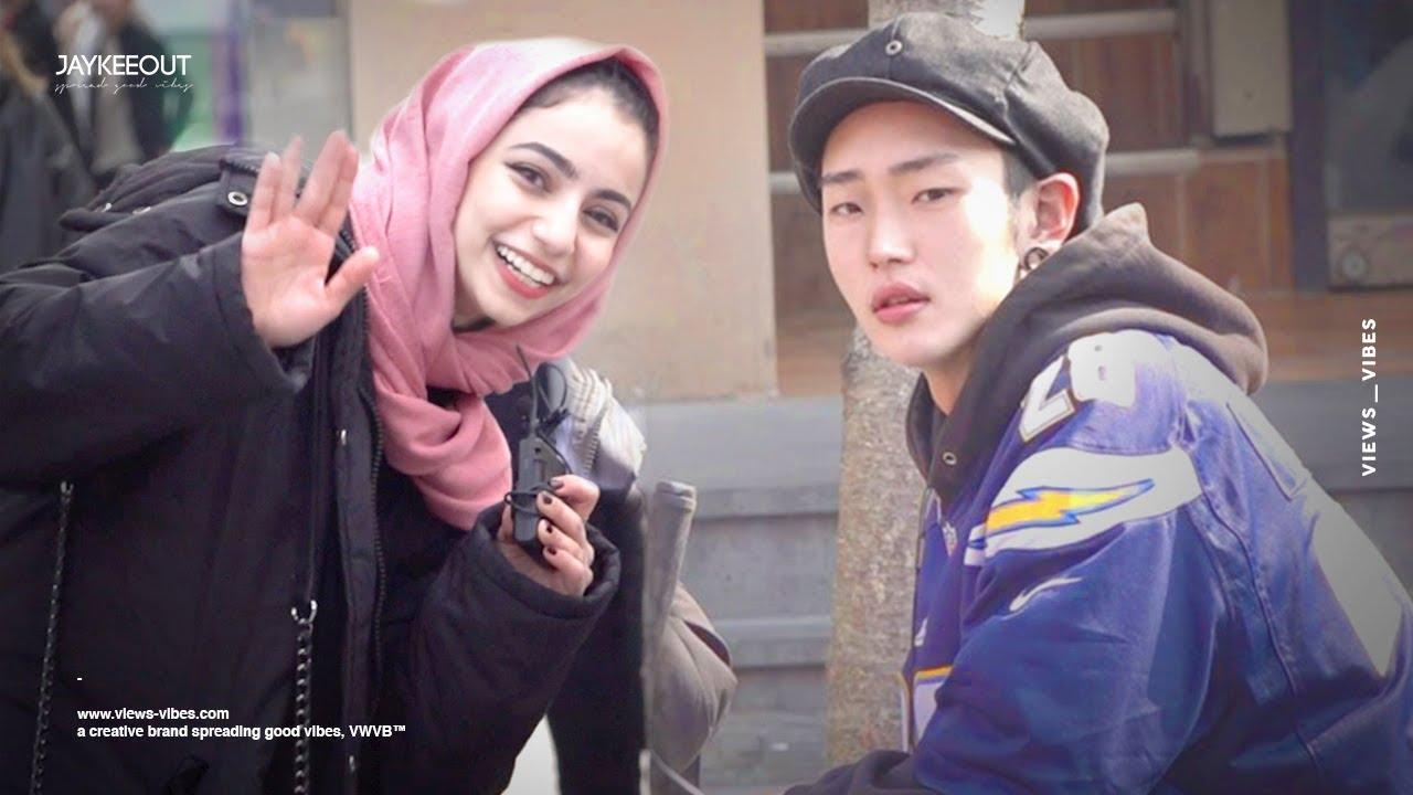 😂 foreigner pranking koreans in perfect korean 3 (muslim ver ) | pranks