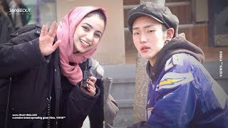 😂 foreigner pranking koreans in perfect korean 3 (muslim ver.) | pranks