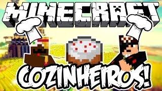 COZINHEIROS! - Minecraft