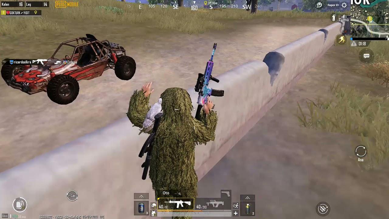 Download One man squad 20 kill! PUBG MOBİLE