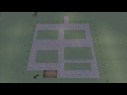 Minecraft: Building the Kanto Region! Part 1