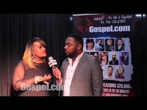 29th Annual Stellar Awards Interview with Amber Bullock
