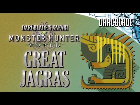 Great Jagras : Darcblade's Safari Guide : Monster Hunter World