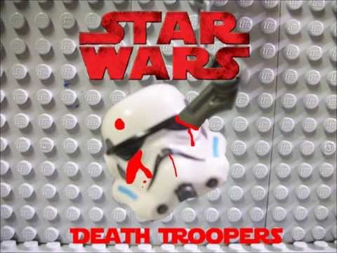 LEGO Star Wars: Death Troopers Book Trailer