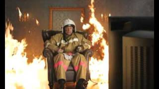 Мужское Кино. Пожарник. Промо. Телеканал