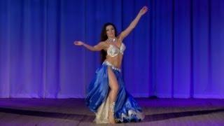 Alla Kushnir ⊰⊱ Gala show Ed Dalla B'Day '12.(Алла Кушнир на Гала концерте Школы восточного танца