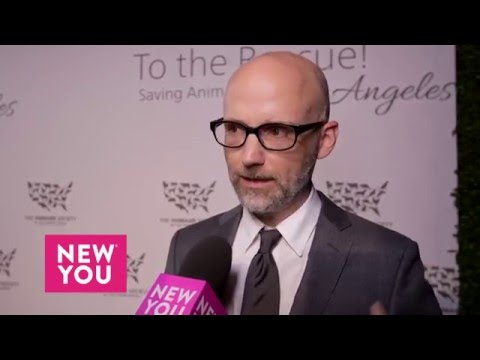 Moby Discusses His Vegan Lifestyle and His Work For Animal Rights with New You