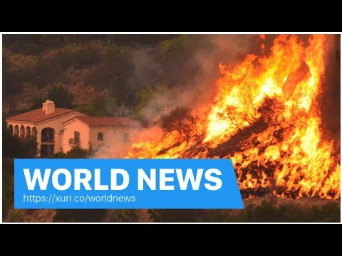 World News - Unload all significant California wildfire evacuation orders