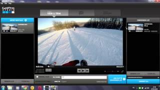 Ошибка импорта и конвертации в GoPro Studio Видеоурок.