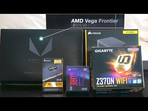 8700K + Vega Hackintosh, iMac Pro Killer?!? BENCHMARKED