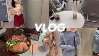 vlog #04 | 10월 일상 브이로그 (취미발레/ …