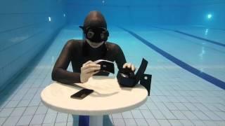 Unboxing pod hladinou: Samsung Galaxy S7
