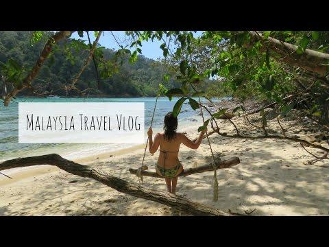 Malaysia Travel Vlog || Robyn Hughes