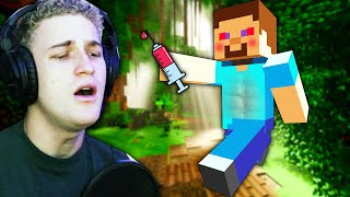 This is What Minecraft Looks Like ON STEROIDS!   Minecraft