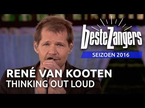 René van Kooten - Thinking out loud   Beste Zangers 2016