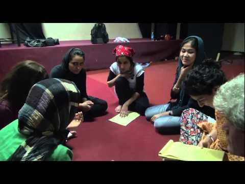 Bond Street Theatre: Afghan Women's Theatre