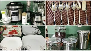 Indian Kitchen Essentials And  Utensils Collection | Simple Living Wise Thinking