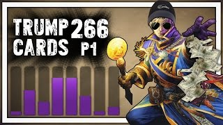 Hearthstone: Trump Cards - 266 - Prison Trump is Back - Part 1 (Priest Prison Arena)