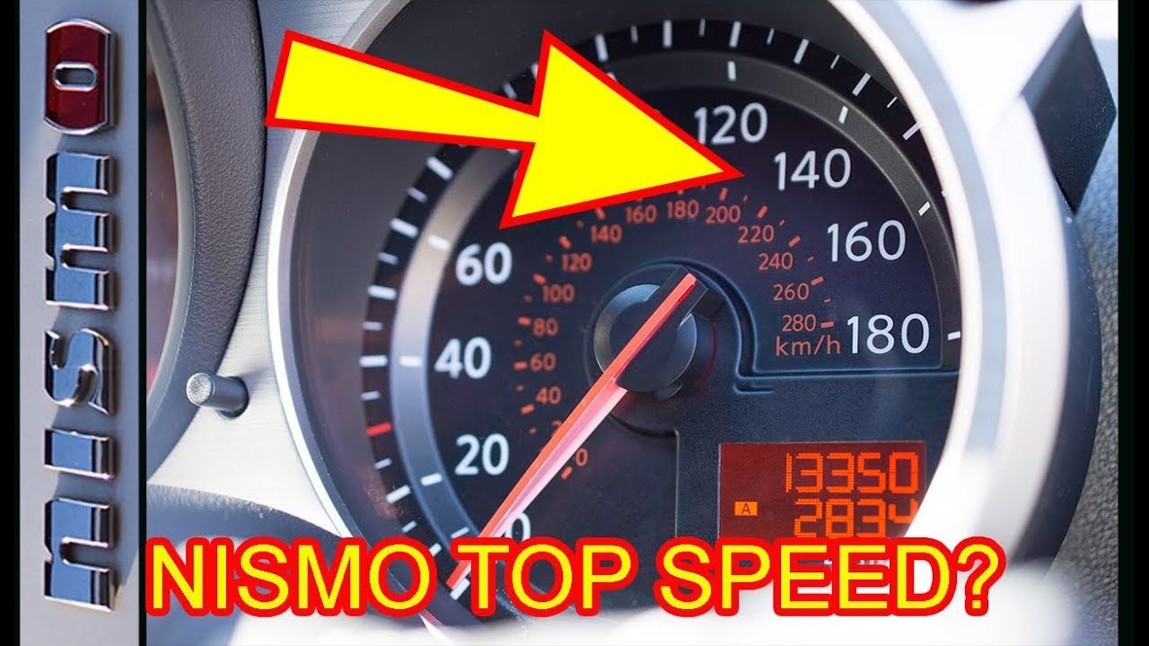 Nissan 370z Nismo Top Speed Quicklap