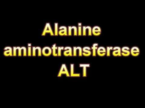 АЛТ и АСТ (трансаминазы) -