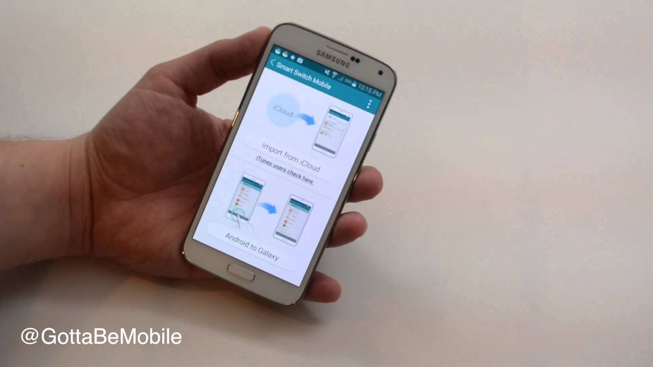 switching from iphone to galaxy how to switch from iphone or android to galaxy s5 18050
