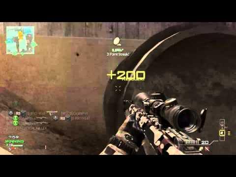 Agentive - MW3 Game Clip