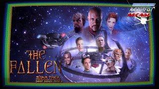 RazörFist Arcade: Star Trek DEEP SPACE NINE: The Fallen