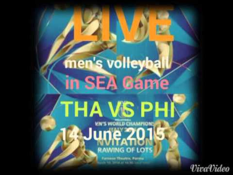ลิงค์ดูวอลเลย์บอลชายในซีเกมส์2015 ไทย-ฟิลิปปินส์