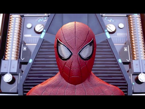 5 Minutes of Spider-Man: Homecoming - Virtual Reality Experience Gameplay