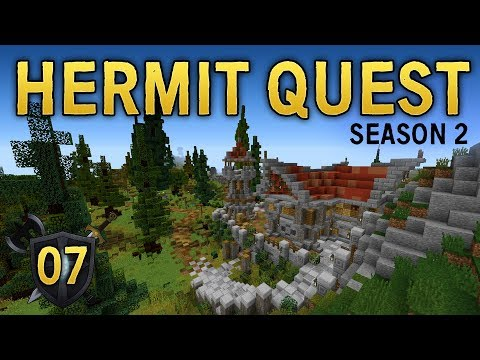 Hermit Quest 07 | WE'VE BEEN SPOTTED!! | Hermit Wars Season 2
