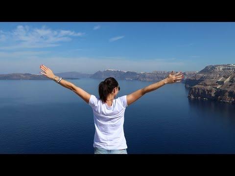 Weekend-Trip | Santorini, Greece 2016